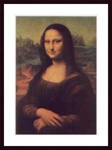 El somriure de Mona Lisa